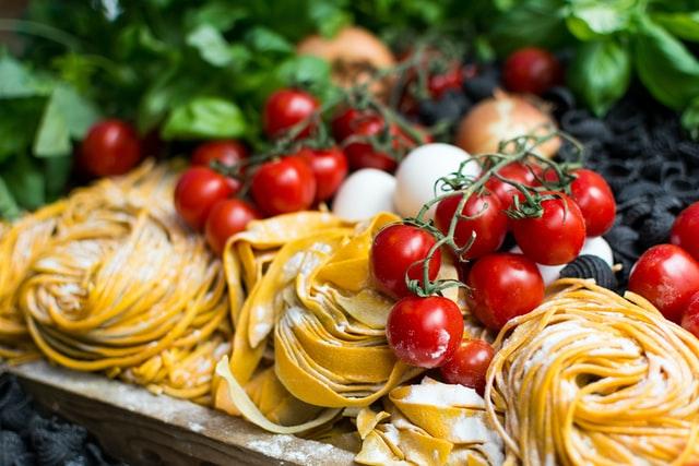 Calorieën en Italiaans eten